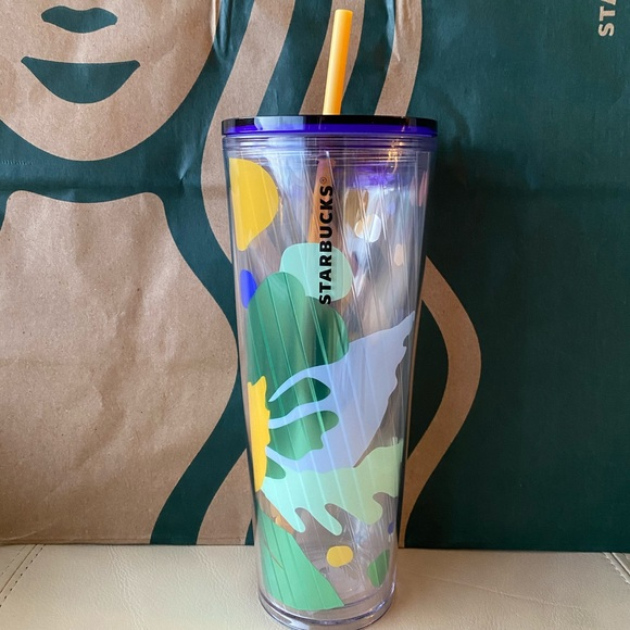 Starbucks-2020 Summer Collection 24oz
